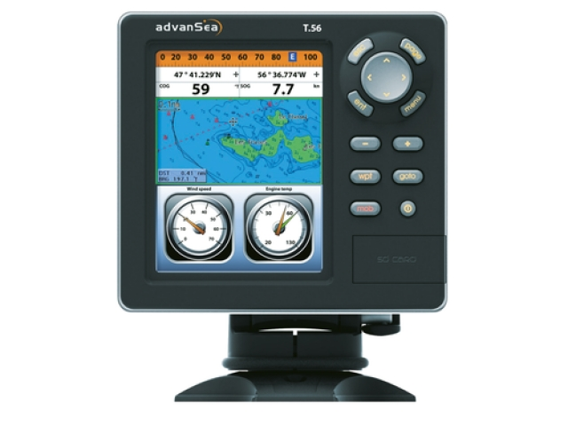 Advansea T56 display