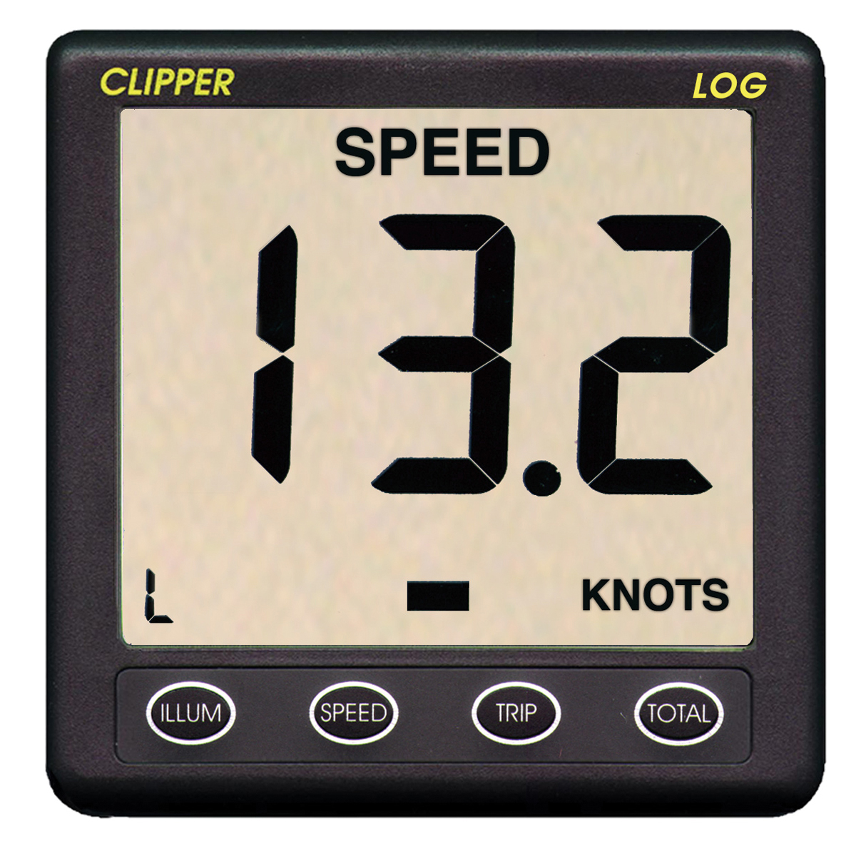 NASA Clipper Log Speed