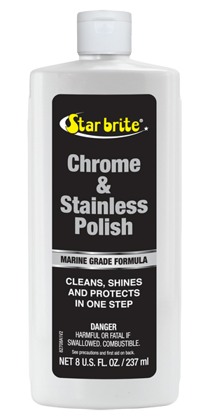 Starbrite Chrome and Stainless Polish