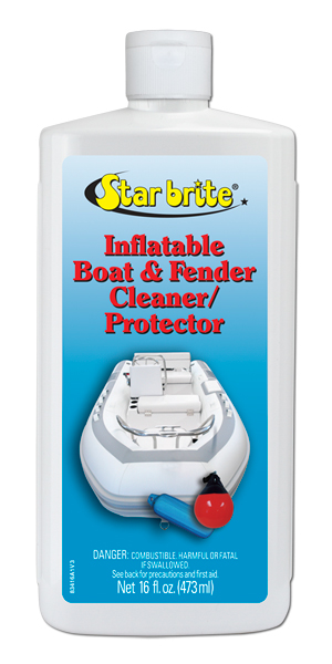 Starbrite Inflatable Boat and Fender Cleaner